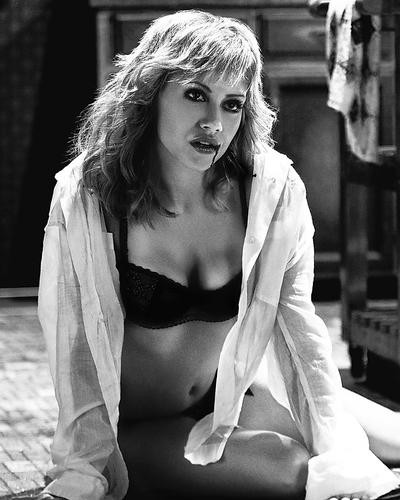 This is an image of 179042 Brittany Murphy Photograph & Poster