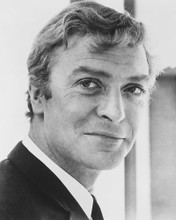 This is an image of 179065 Michael Caine Photograph & Poster