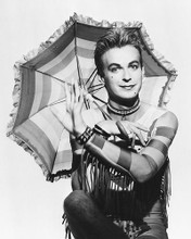 This is an image of 179089 Julian Clary Photograph & Poster