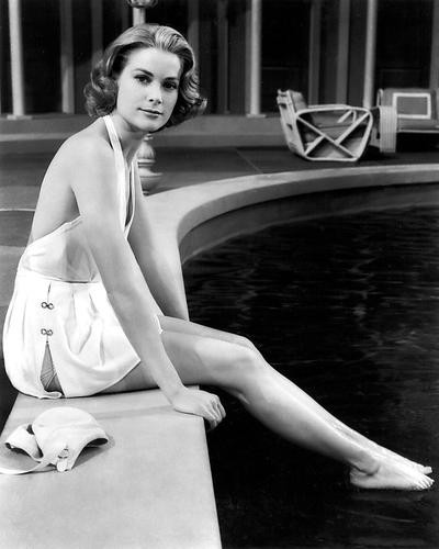 This is an image of 179169 Grace Kelly Photograph & Poster