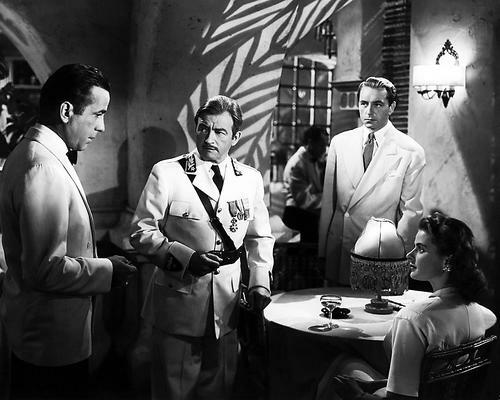 This is an image of 179253 Casablanca Photograph & Poster