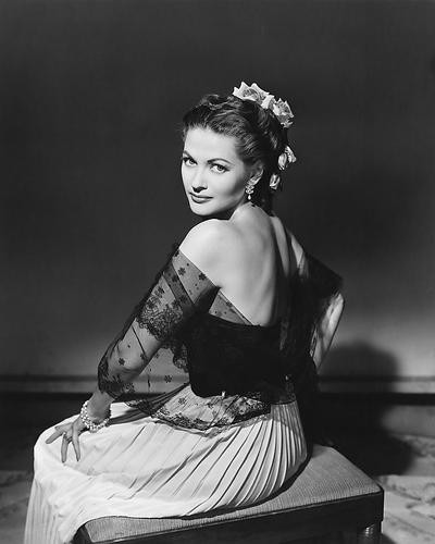 This is an image of 179265 Yvonne De Carlo Photograph & Poster