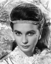 This is an image of 179348 Jean Simmons Photograph & Poster