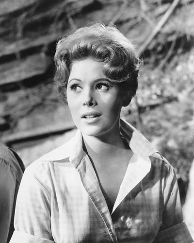 This is an image of 179352 Jill St. John Photograph & Poster