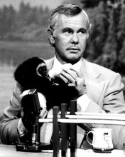 This is an image of 179995 Johnny Carson Photograph & Poster