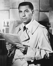 This is an image of 180326 Jack Webb Photograph & Poster