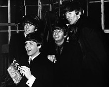 This is an image of 186063 A Hard Day's Night Photograph & Poster