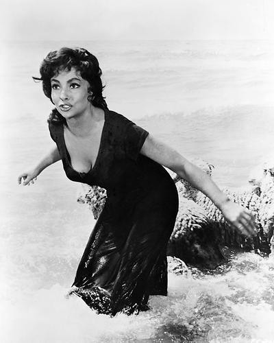 This is an image of 186605 Gina Lollobrigida Photograph & Poster
