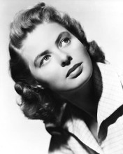 This is an image of 186741 Ingrid Bergman Photograph & Poster