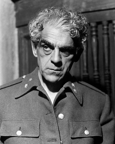This is an image of 188781 Boris Karloff Photograph & Poster