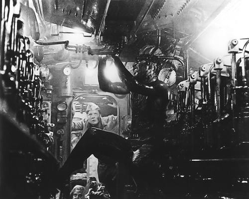 This is an image of 191683 Das Boot Photograph & Poster