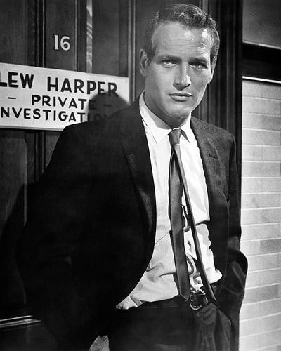 This is an image of 194452 Paul Newman Photograph & Poster