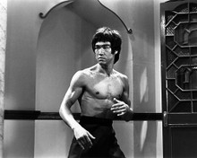 This is an image of Photograph & Poster of Bruce Lee 195136