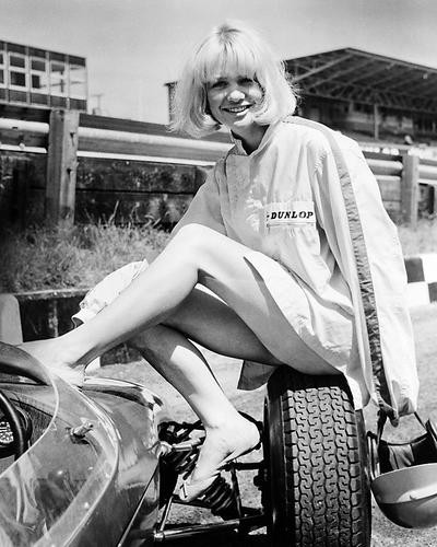 This is an image of Photograph & Poster of Judy Geeson 195146