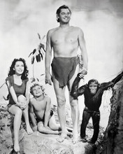 This is an image of 198701 Tarzan Finds a Son Photograph & Poster