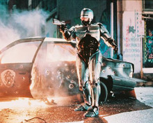 This is an image of 239767 Robocop Photograph & Poster
