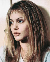 This is an image of 240496 Angelina Jolie Photograph & Poster
