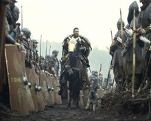This is an image of 242071 Russell Crowe Photograph & Poster