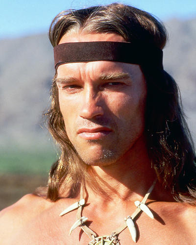 This is an image of 246564 Arnold Schwarzenegger Photograph & Poster