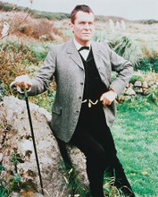 This is an image of 247256 Jeremy Brett Photograph & Poster