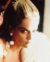 This is an image of 247568 Sharon Stone Photograph & Poster