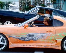 This is an image of 247717 Vin Diesel & Paul Walker Photograph & Poster