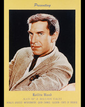 This is an image of 247809 Martin Landau Photograph & Poster