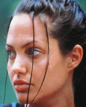 This is an image of 248200 Angelina Jolie Photograph & Poster