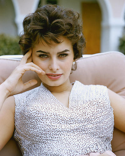 This is an image of 248233 Sophia Loren Photograph & Poster