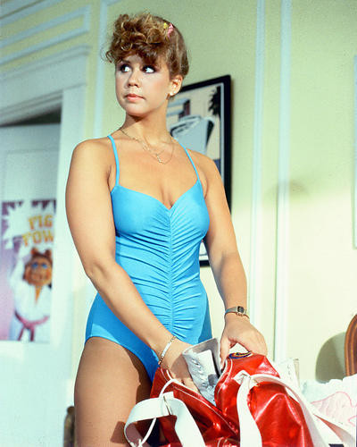 This is an image of 248947 Linda Blair Photograph & Poster