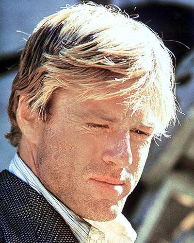 This is an image of 249012 Robert Redford Photograph & Poster