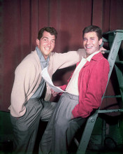 This is an image of 249879 Dean Martin & Jerry Lewis Photograph & Poster