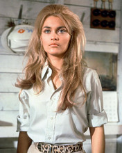 This is an image of 250078 Alexandra Bastedo Photograph & Poster