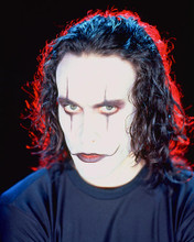 This is an image of 250758 Brandon Lee Photograph & Poster