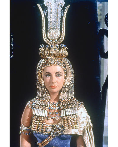 This is an image of 251792 Elizabeth Taylor Photograph & Poster