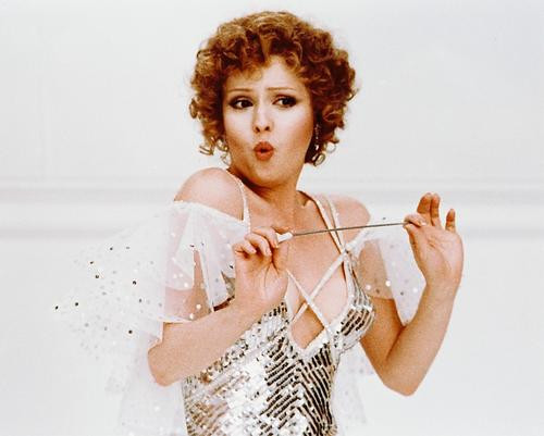 This is an image of 253112 Bernadette Peters Photograph & Poster