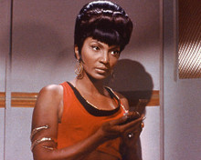 This is an image of 254156 Nichelle Nichols Photograph & Poster