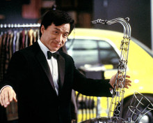 This is an image of 254329 Jackie Chan Photograph & Poster