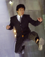 This is an image of 254330 Jackie Chan Photograph & Poster