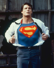 This is an image of 254852 Christopher Reeve Photograph & Poster