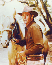 This is an image of 255764 Chuck Connors Photograph & Poster