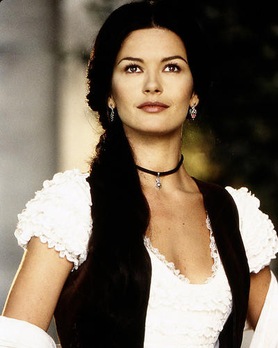 This is an image of 256108 Catherine Zeta-Jones Photograph & Poster