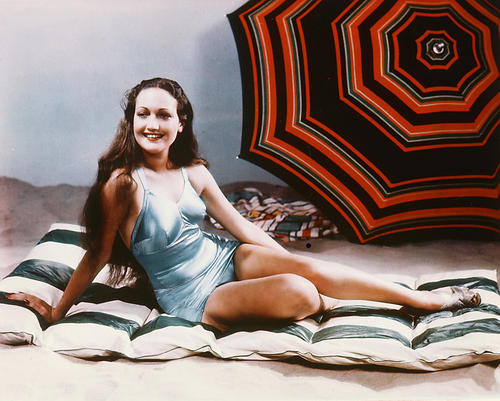 This is an image of 256480 Dorothy Lamour Photograph & Poster