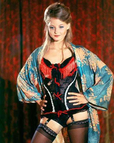 This is an image of 256708 Jodie Foster Photograph & Poster
