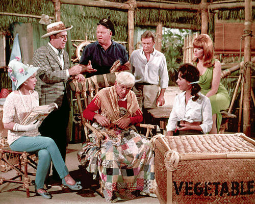 This is an image of 256719 Gilligan's Island Photograph & Poster