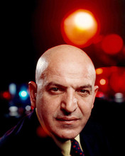 This is an image of 256857 Telly Savalas Photograph & Poster