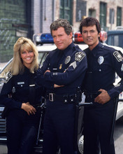 This is an image of 257469 T.J. Hooker Photograph & Poster