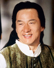 This is an image of 258450 Jackie Chan Photograph & Poster