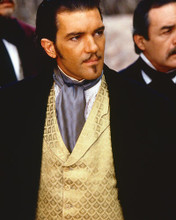 This is an image of 261090 Antonio Banderas Photograph & Poster