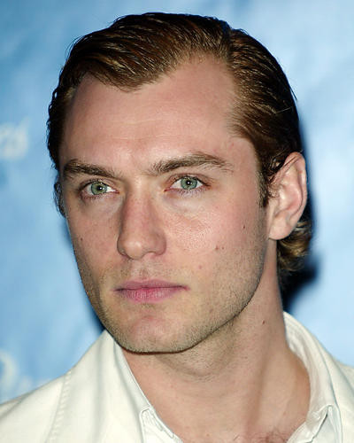 This is an image of 264379 Jude Law Photograph & Poster